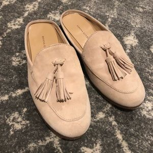 Banana Republic Demi Loafer Slip Ons / Mules